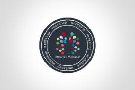 Logo Anna von Mangoldt