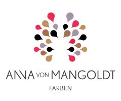 Anna von Mangoldt Farben (Logo)