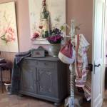 alte Möbel aufarbeiten - Kommode